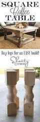 best 20 square coffee tables ideas on pinterest build a coffee