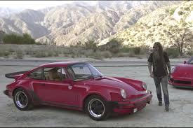 outlaw porsche 911 magnus walker flogs his super rare rhd porsche 930