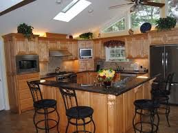 kitchen 5 interesting l shaped kitchen ideas with flower