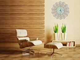 amazon com lulu decor celebration decorative metal wall clock 23