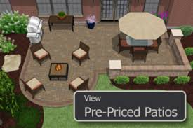 Backyard Patio Pavers Patio Paver Ideas