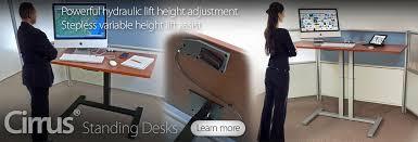 stand up computer desks for home office u0026 schools by smartdesks
