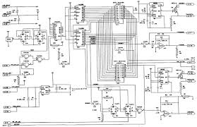 ac generator circuit diagram with internal regulator electrical