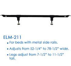 adjustable metal bed support bed frame supports pinterest