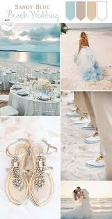 blue wedding after a wedding wedding color schemes for