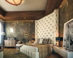 modern luxury bedroom designs beige drum shade bed lamp on small