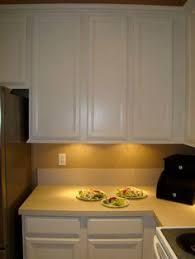 Kitchen Under Counter Lights by Diy Under Cabinet Lighting Diy Pinterest Cabinet Lighting