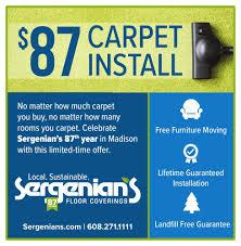 Hubbell Pfbrg3 by Sergenians Carpet Madison Wi Carpet Vidalondon