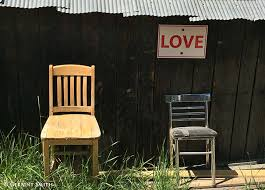 Love Chairs Love Chairs Await In Crested Butte Geraint Smith Photography