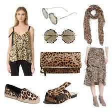 leopard print for summer 2017 bay area fashionista