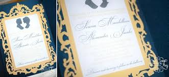 beauty and the beast wedding invitations best of beauty and the beast wedding invites or top 5 beauty and
