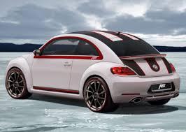 beetle volkswagen black volkswagen beetle tuned to 240 horsepower by abt sportsline