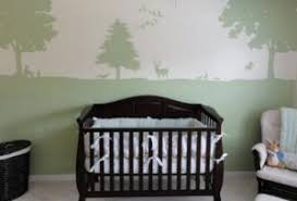 enchanted forest baby nursery themes decor and crafts ideas