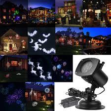 actopp projector lights outdoor