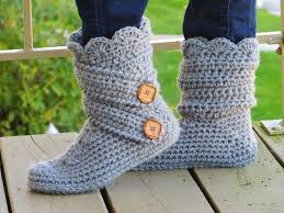 womens size 12 boot socks s slipper boots crochet pattern boots us
