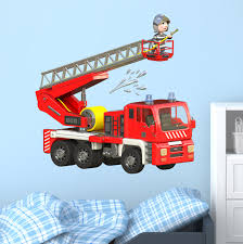 stickers for kids fire truck 2 stickers for kids fire truck 2