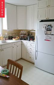 Cheap Kitchen Remodel Ideas Before And After Before U0026 After A Smart