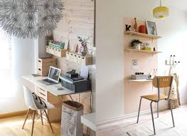deco pour bureau 20 inspirations pour un petit bureau smallest house desks and bureaus
