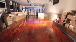 Youtube Laminate Flooring Installation Designer Metallic Epoxy Installation Youtube