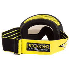 goggles for motocross new dragon nfx rockstar black gold frameless mx ionized tinted