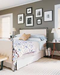 Gray And Blue Bedroom by Neutral Rooms Martha Stewart