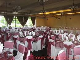 Chair Sashes Wedding Vancouver Wedding Decor U0026 Party Rentals Rose Music Chair Covers
