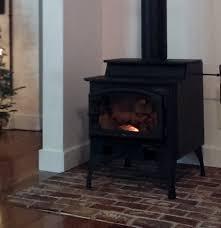 brick veneer floor for wood burning stove u2013 vintage brick veneer blog