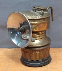 antique miners mine lantern antique mining miners lamp about 1940