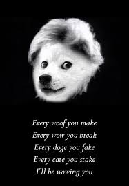 How To Make A Doge Meme - doge dogethedog twitter