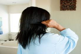 how to trim relaxed hair how to grow out relaxed hair without cutting it livestrong com