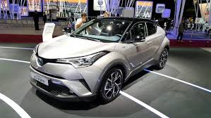 toyota chr interior toyota c hr shows its interior in 18 live images