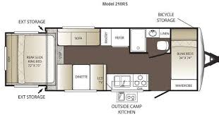 Used  Keystone RV Outback RS Travel Trailer At Wilkins RV - Travel trailer with bunk beds