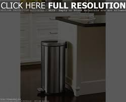 double trash can kitchen tilt out bin ca ooferto