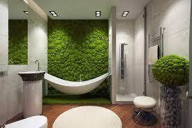 garden bathroom ideas interior vertical gardens for a modern bathroom livinator