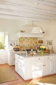 Mediterranean Kitchen Tiles - kitchen appealing spanish tile kitchen backsplash blue spanish
