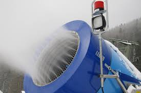 snow machine norwegians are developing eco friendly snow machines that heat homes