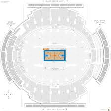 york knicks seating guide square garden