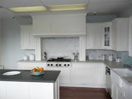 Grey Kitchen Cabinets With White Appliances White Kitchen Cabinets With White Appliances