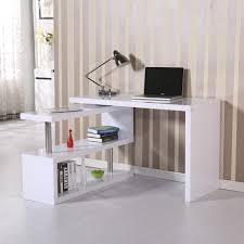 Pc Tisch Homcom Schreibtisch Computertisch Eckschreibtisch Real