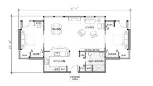 interesting 40 one story tiny house floor plans design ideas of