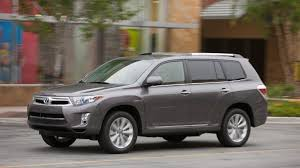 toyota limited 2013 toyota highlander hybrid limited review notes autoweek