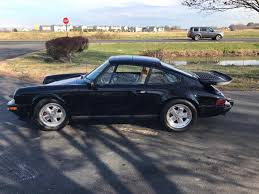 porsche whale tail 1984 porsche 911 whaletail turbo look no trades rennlist