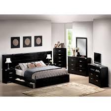 bedroom expansive black queen bedroom sets brick table lamps