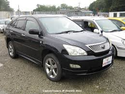lexus harrier 2005 toyota harrier