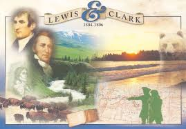 Lewis And Clark Expedition Map Lewis And Clark Bear Lake Rendezvous