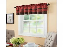 outstanding unique kitchen curtains with valance inspirations