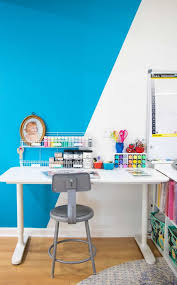 Small Craft Desk How To Set Up A Small Craft Space