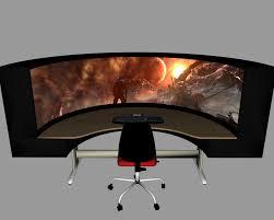 Gamer Computer Desk Dazzle Gaming Computer Desk Designs Tags Gaming Computer Desks