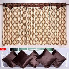 homeshop18 home decor complete window decor by cortina curtains for windows homeshop18