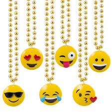 mardi gras specialty 10mm 33 emoji 6 assortment cpst920 925 1033